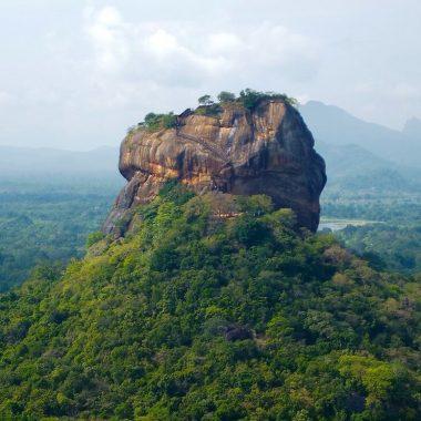 Lion Rock Sigirya