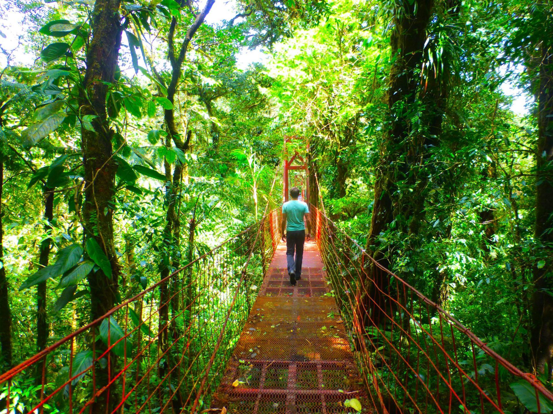 Costa Rica Zuid-Amerika