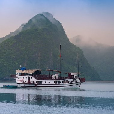 Lan Ha Bay boottocht