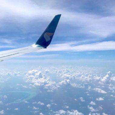 Vlucht Oman Air