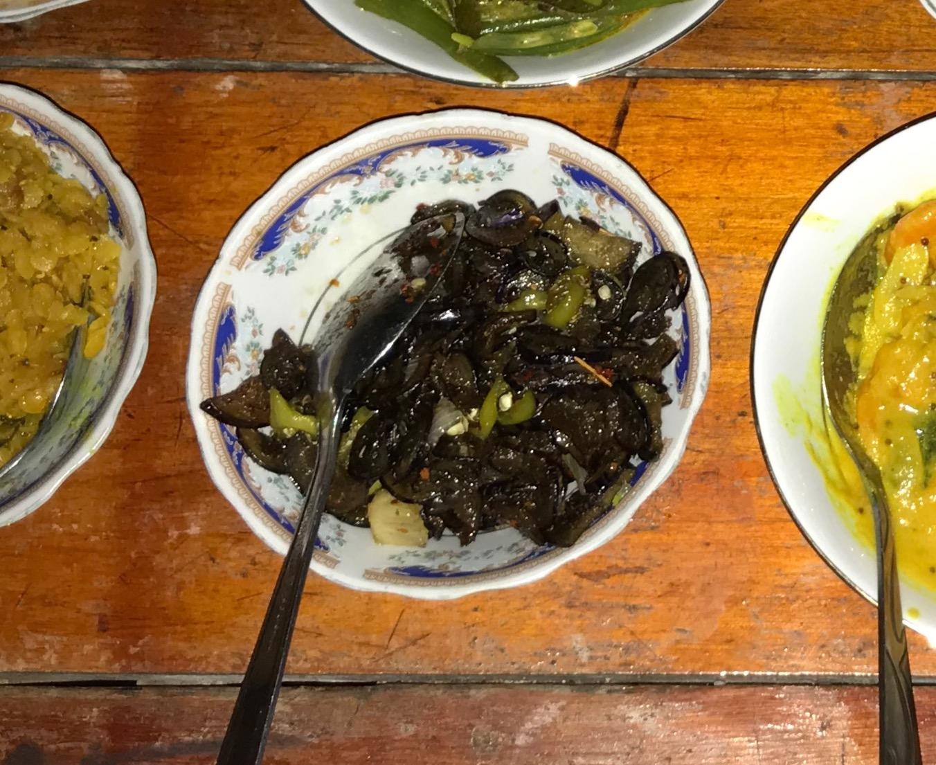 moju curry Ella Sri Lanka