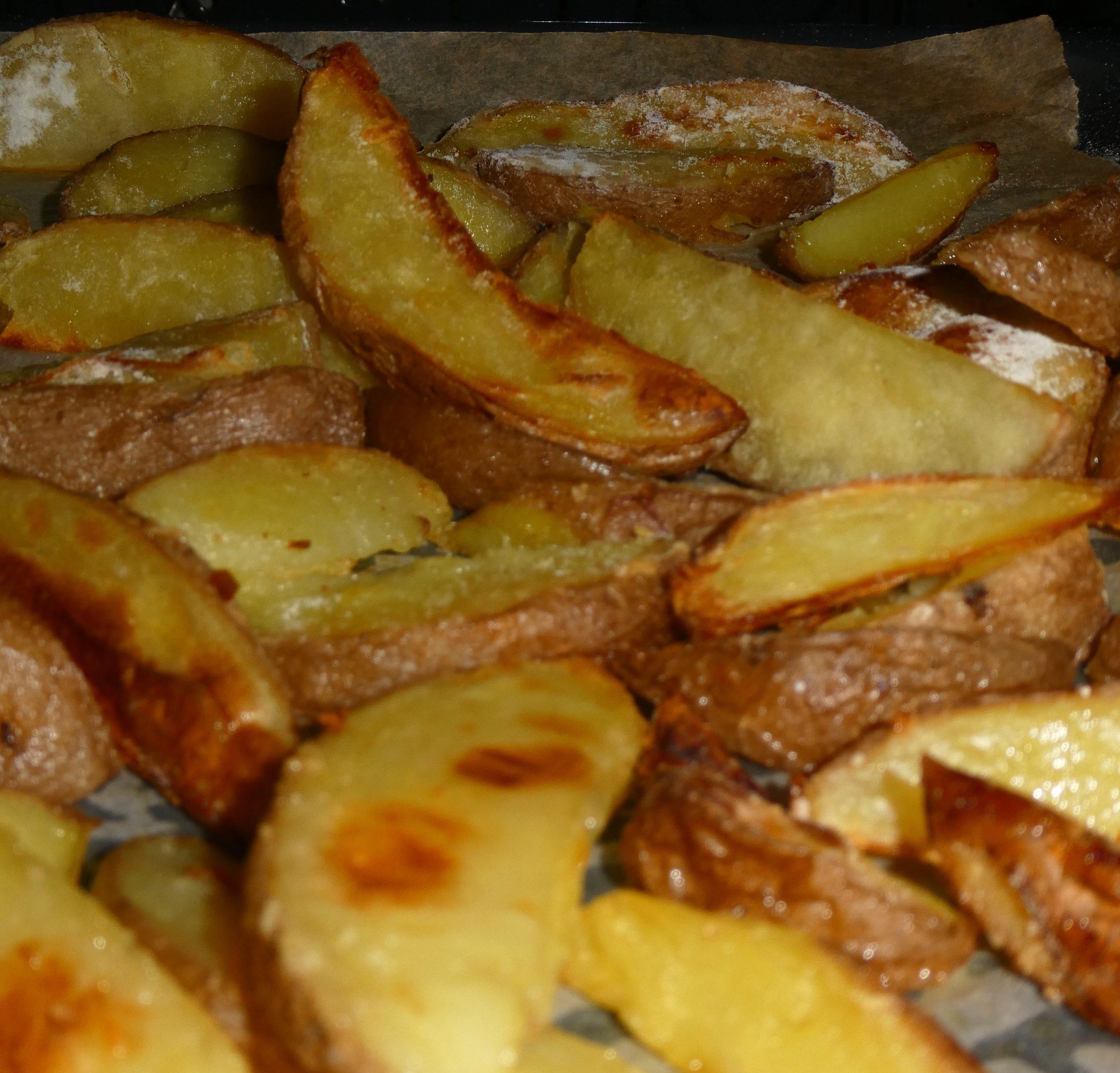 oven aardappeltjes