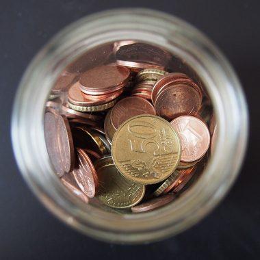 sparen spaarpot