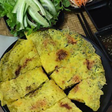 Banh Xeo Vietnam pannenkoek