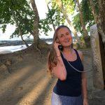 Bellen strand Costa Rica cover