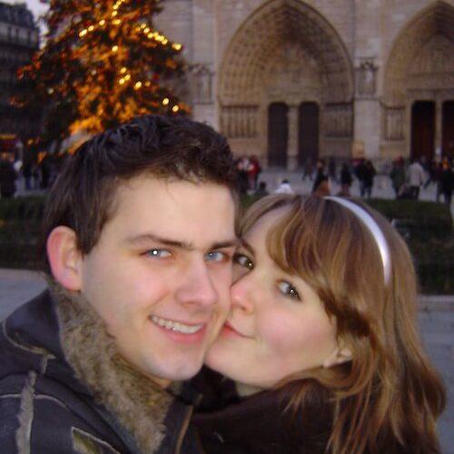 Gieljan en Annick Parijs