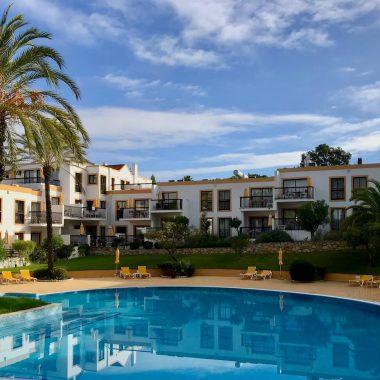 accommodatie Algarve Alfagar cover