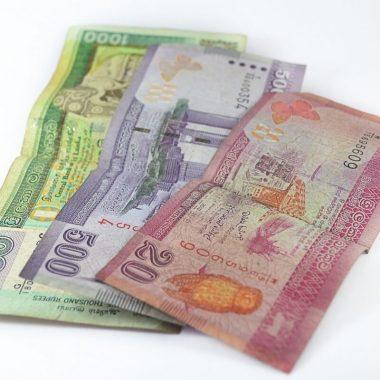 reisbudget Sri Lanka geld LKR