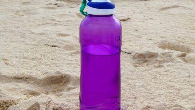 handige reisspullen waterfles decathlon