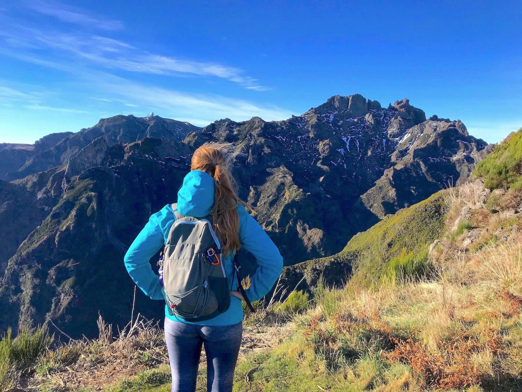 Coverfoto hike naar de Pico Ruivo Madeira