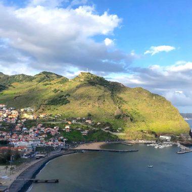 Hike naar Pico do Facho Machico Madeira