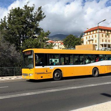 Bus Horarios do Funchal Madeira cover