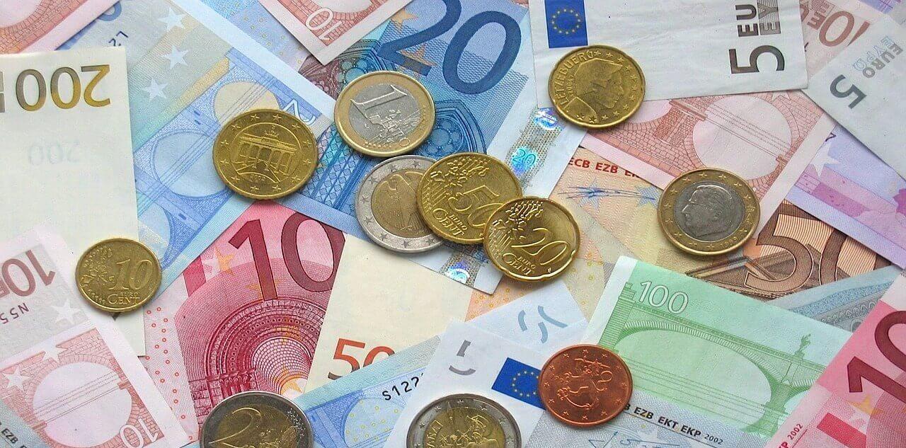 Euro cover besparen
