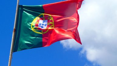 Portugal Portugese vlag