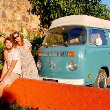 reisverhaal Edouard en Claire