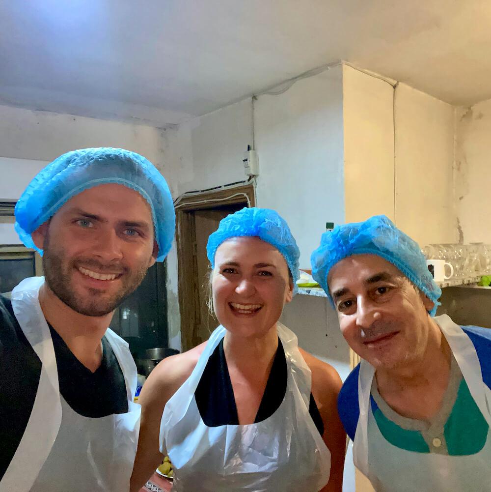 cooking class Amman Pasha Hotel Jordanië