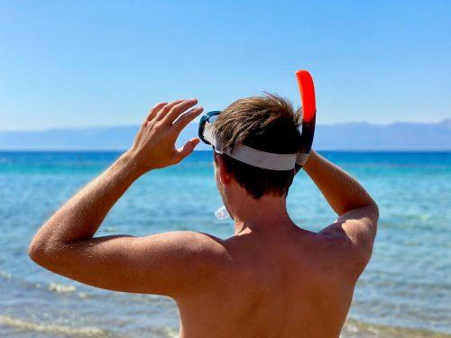 Snorkelen South Beach Aqaba