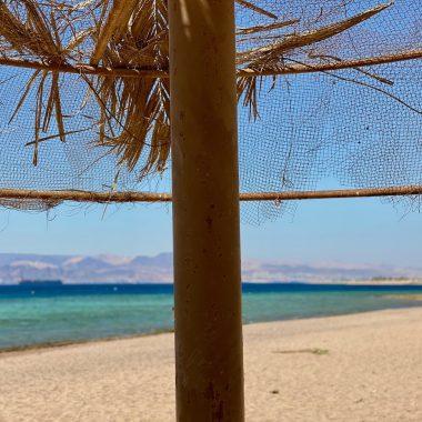 Strand in Aqaba
