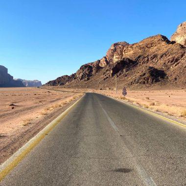 Tips auto huren Jordanië coverfoto